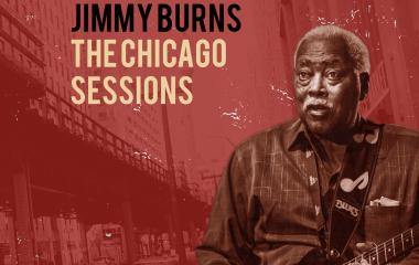 Jimmy Burns album cover