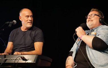 TF - Marc Cohn & Alex Nyborg hos PF - af CF