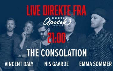 The Consolation LIVE